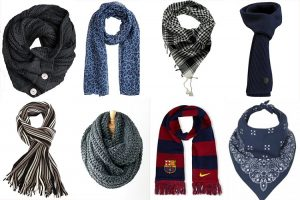 wear scarf