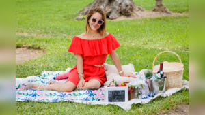 Dare and have a picnic in your park!