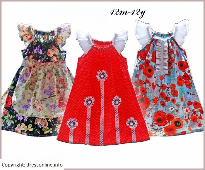 children's clothing size chart