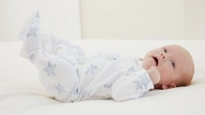 Dress Newborn baby