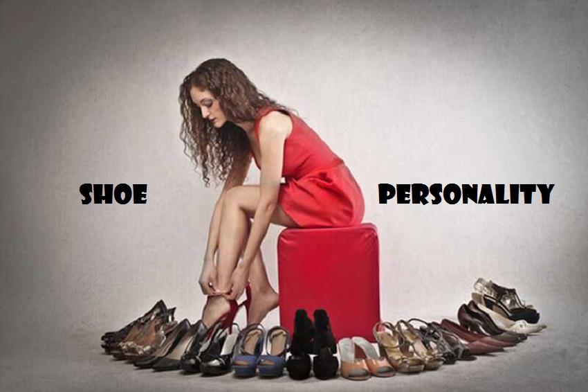 shoe personality
