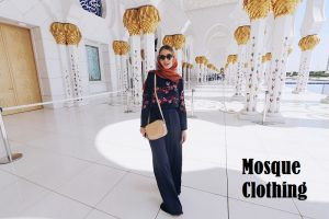 Mosque Clothing