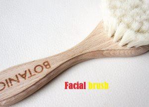 Facial brush