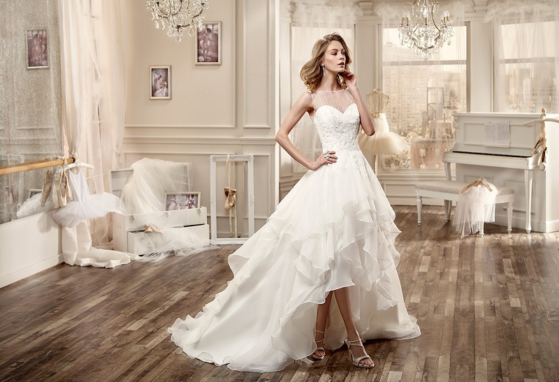 dresses for very high brides