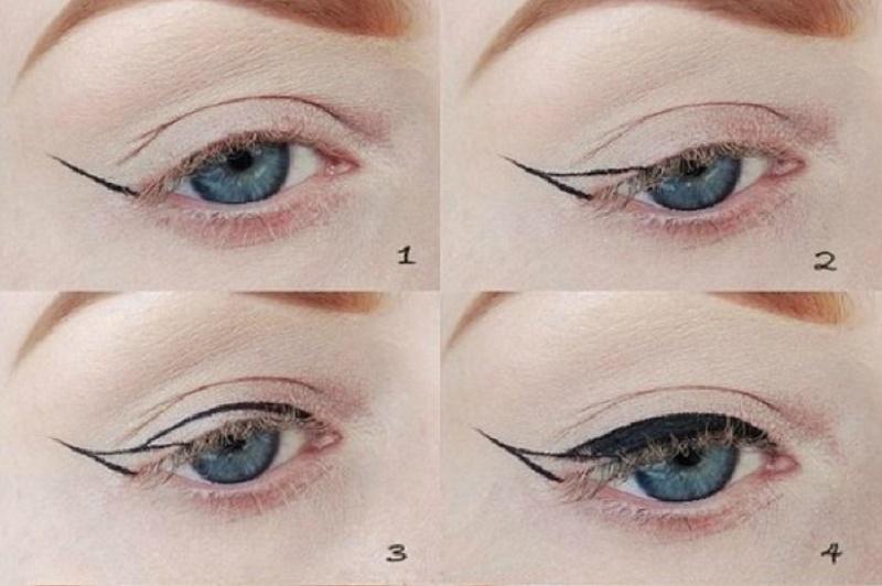 Use eyeliner