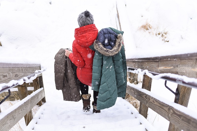 Best winter jackets for extreme cold