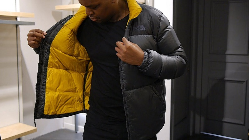The North Face M Nuptse 2 Vest Feather