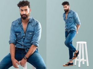 How to wear a denim shirt