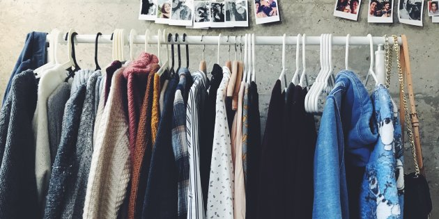 How to recycle old clothes