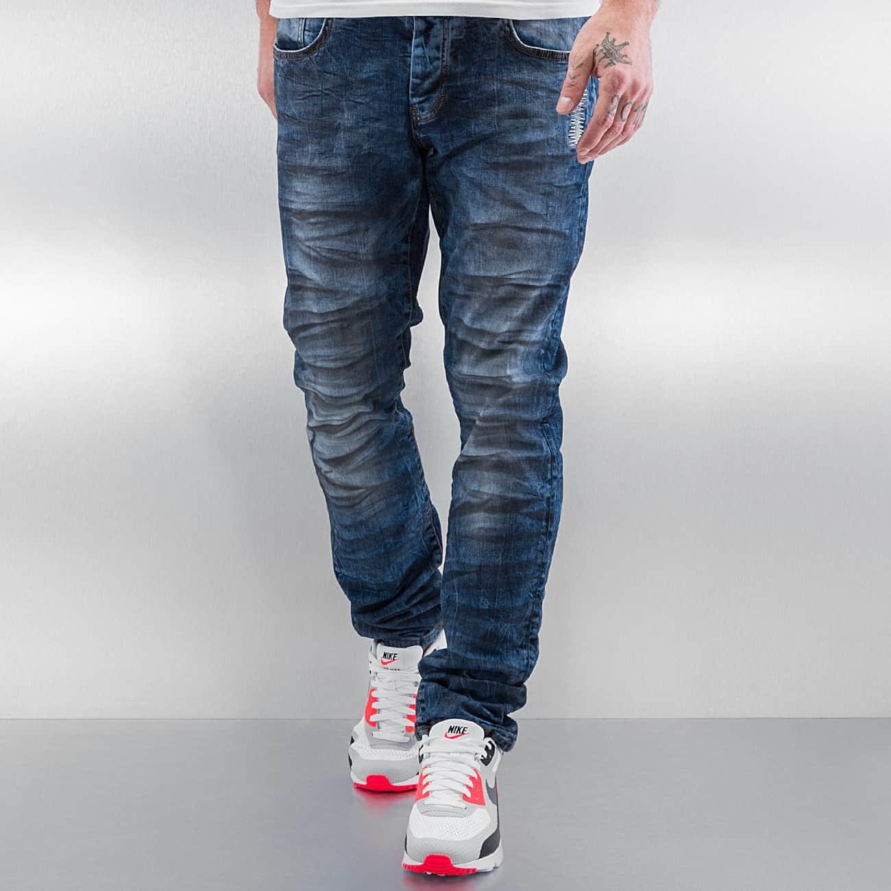 oil blue pant for men