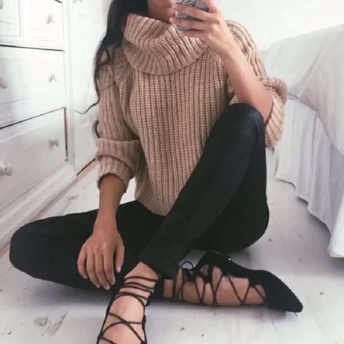 what to wear with black jeans 3