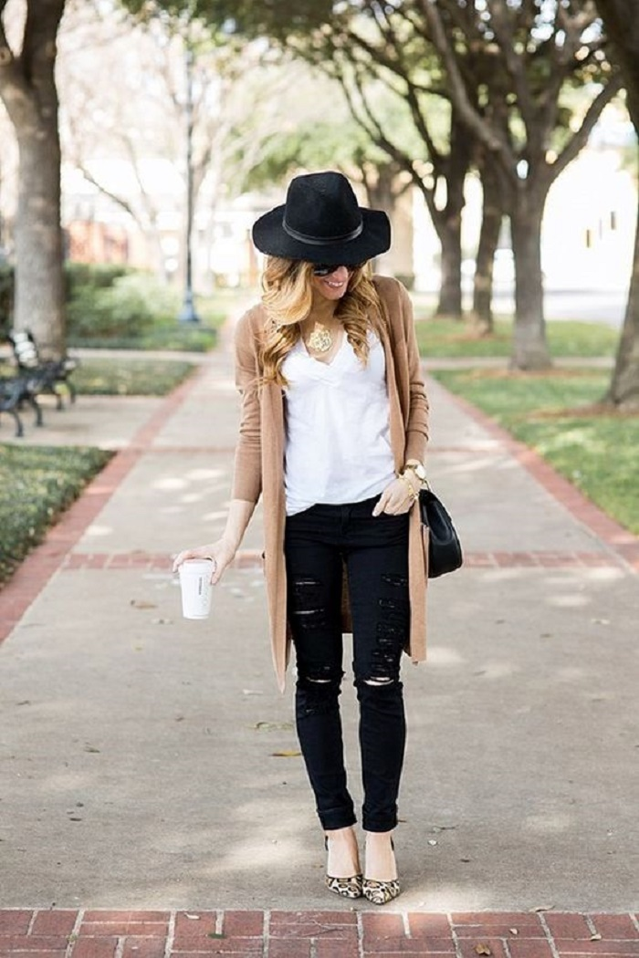 what to wear with black jeans 6