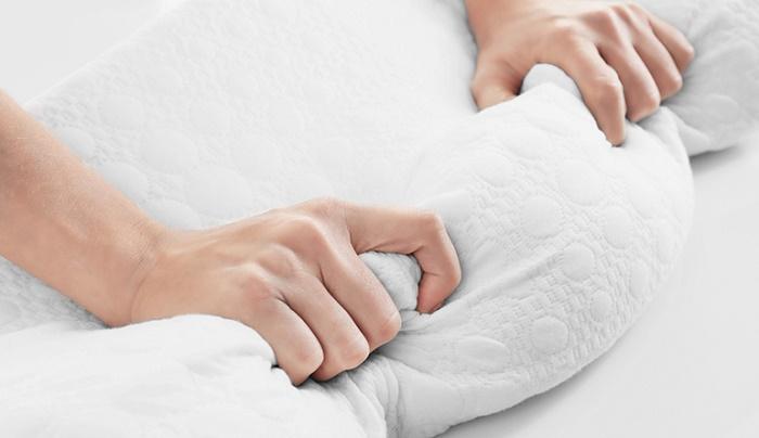 viscoelastic pillow