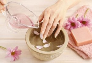 home remedies for nail growth fast