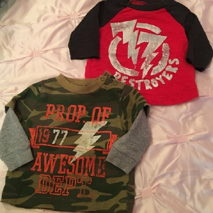 rocker shirts