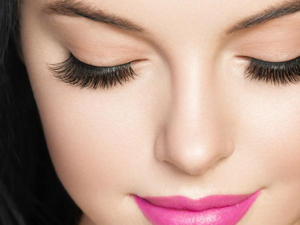Types of false eyelashes