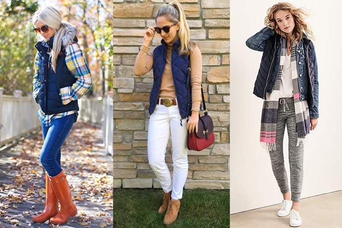 how to wear vest