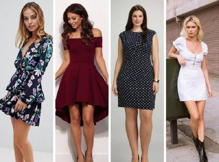 figure-stylizing dresses